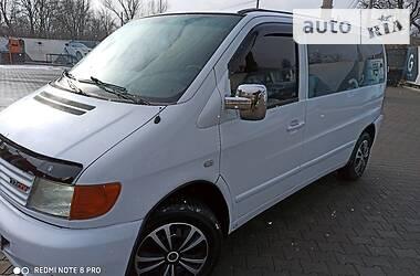 Mercedes-Benz Vito 108 2000 в Черновцах