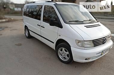 Mercedes-Benz Vito 108 1999 в Луцке