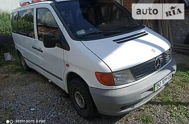 Mercedes-Benz Vito 110 1999 в Тернополе