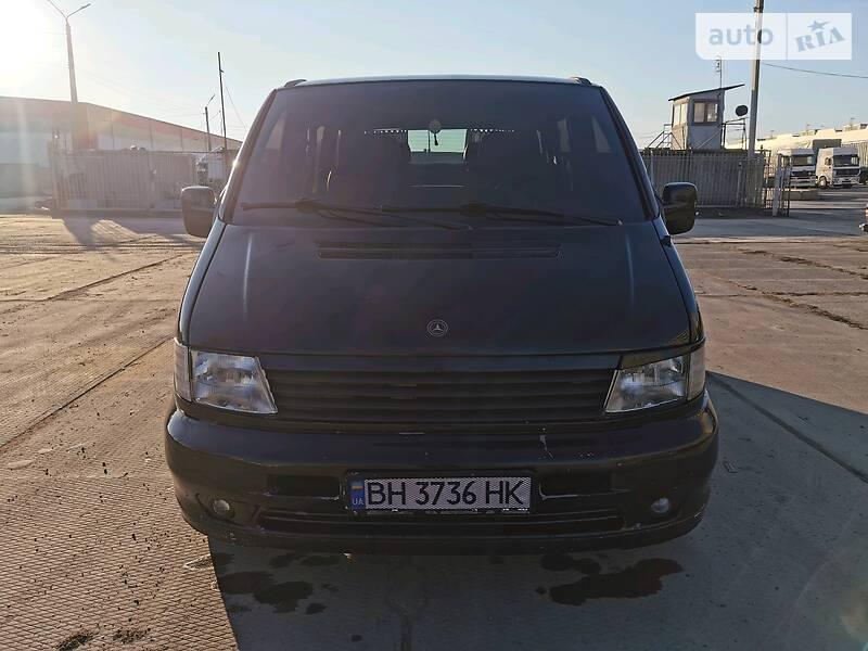Mercedes-Benz Vito 110 2001 в Черноморске