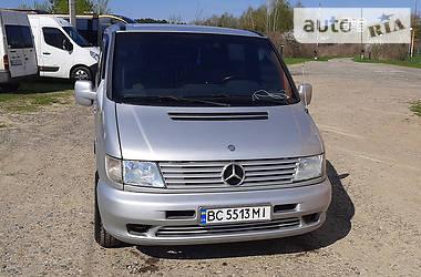 Mercedes-Benz Vito 110 2001 в Новояворовске