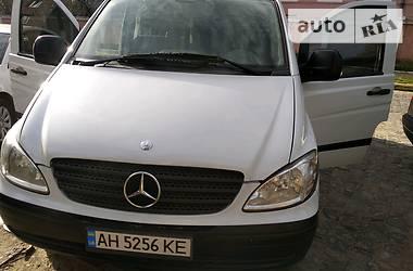 Mercedes-Benz Vito 111 2004 в Черновцах