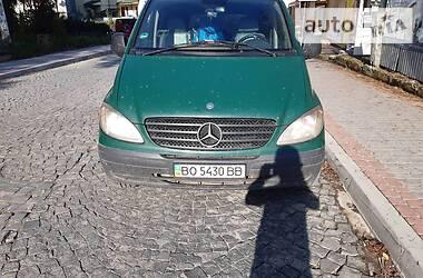 Mercedes-Benz Vito 111 2006 в Козове