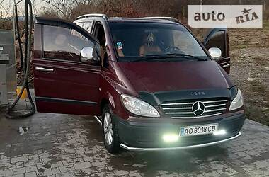 Mercedes-Benz Vito 111 2006 в Иршаве