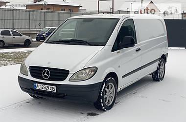Mercedes-Benz Vito 111 2007 в Києві