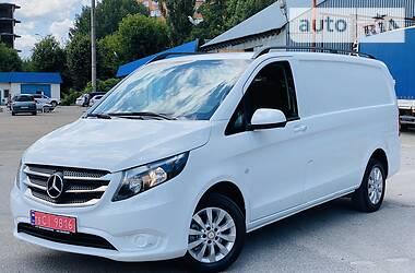 Легковой фургон (до 1,5 т) Mercedes-Benz Vito 111 2018 в Киеве