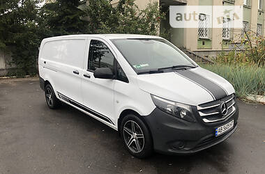 Легковой фургон (до 1,5 т) Mercedes-Benz Vito 111 2016 в Казатине
