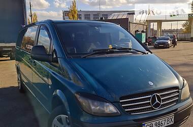 Легковой фургон (до 1,5 т) Mercedes-Benz Vito 111 2005 в Чернигове