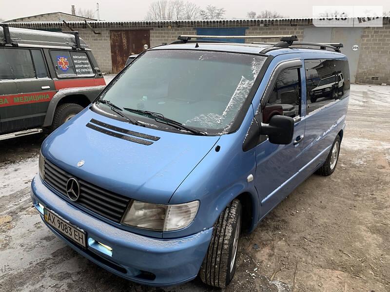 Mercedes-Benz Vito 112 2001 в Харькове