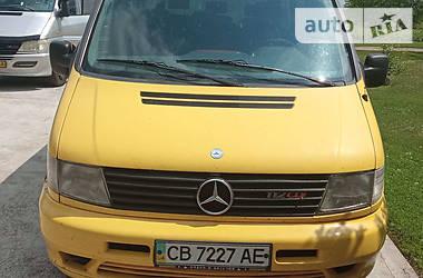 Мінівен Mercedes-Benz Vito 112 1999 в Варві