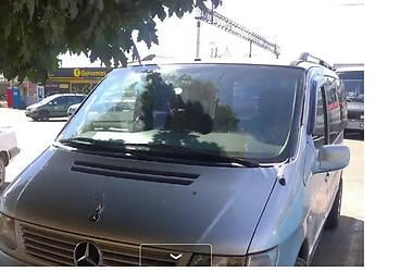 Мінівен Mercedes-Benz Vito 112 2001 в Івано-Франківську