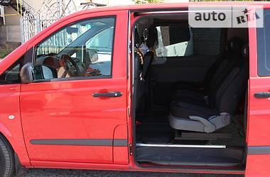 Mercedes-Benz Vito 113 2010 в Червонограде