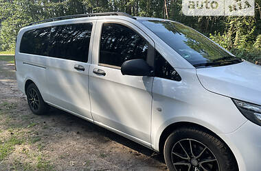 Минивэн Mercedes-Benz Vito 114 2016 в Луцке