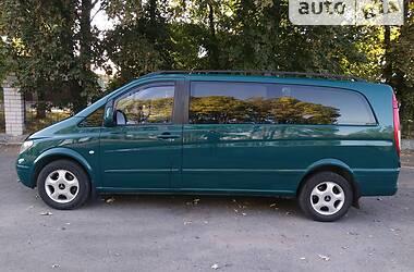 Минивэн Mercedes-Benz Vito 115 2004 в Полтаве