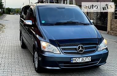 Легковой фургон (до 1,5 т) Mercedes-Benz Vito 116 2013 в Хмельницком