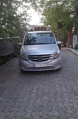 Mercedes-Benz Vito 119 2015 в Львове