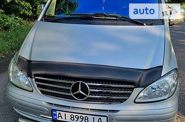 Минивэн Mercedes-Benz Vito 120 2009 в Белой Церкви