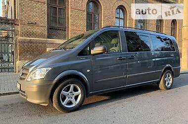 Хэтчбек Mercedes-Benz Vito 122 2010 в Черновцах