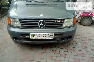 Mercedes-Benz Vito груз.-пасс. 2000 в Ровно