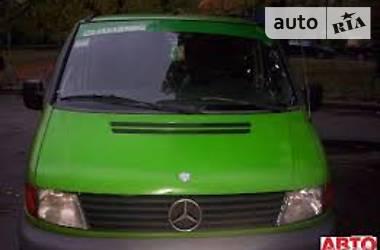 Mercedes-Benz Vito груз.-пасс. 1997 в Херсоне
