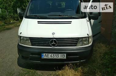 Mercedes-Benz Vito груз.-пасс. 2001 в Кривом Роге