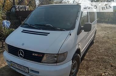 Mercedes-Benz Vito груз.-пасс. 2000 в Сваляве