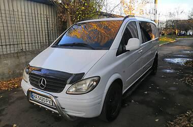 Mercedes-Benz Vito груз.-пасс. 2004 в Киеве