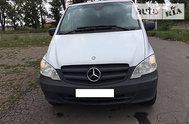 Mercedes-Benz Vito груз. 2012 в Чернівцях