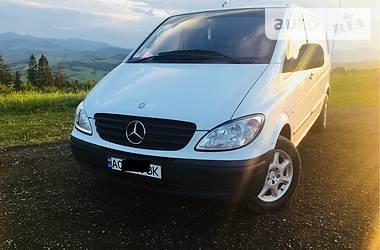 Mercedes-Benz Vito груз. 2005 в Мукачево
