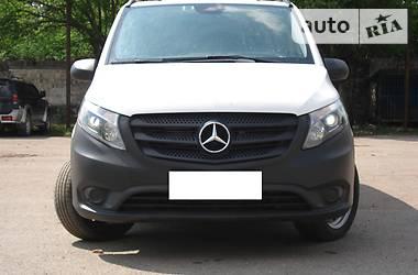 Mercedes-Benz Vito груз. 2016 в Донецке