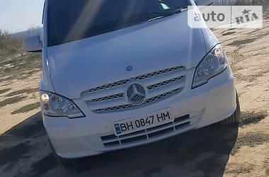 Mercedes-Benz Vito груз. 2011 в Одессе