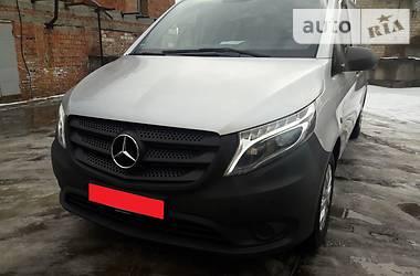 Mercedes-Benz Vito груз. 2015 в Черновцах