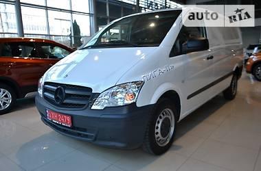 Mercedes-Benz Vito груз. LONG-MAXi+WEBASTO+R