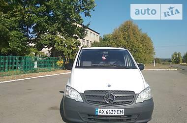 Mercedes-Benz Vito груз. 2013 в Харькове