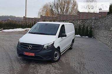 Mercedes-Benz Vito груз. 2017 в Тернополе