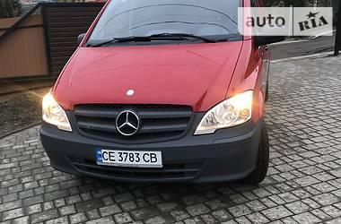 Mercedes-Benz Vito груз. 2011 в Черновцах