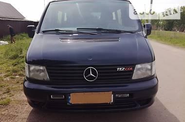 Mercedes-Benz Vito пасс. 2003 в Чернигове