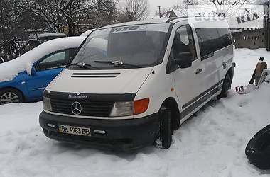 Mercedes-Benz Vito пасс. 2000 в Львове