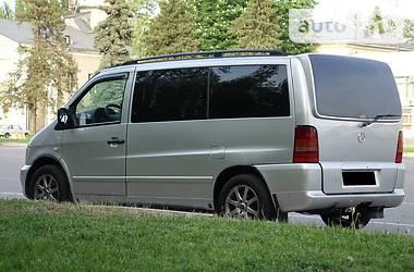 Mercedes-Benz Vito пасс. 2002 в Днепре