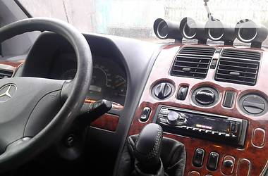 Mercedes-Benz Vito пасс. 2000 в Донецке