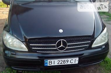 Mercedes-Benz Vito пасс. 2004 в Миргороде
