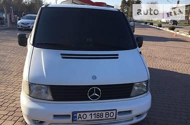 Mercedes-Benz Vito пасс. 2003 в Ужгороде