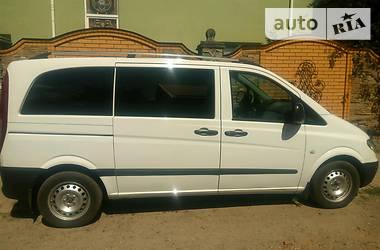 Mercedes-Benz Vito пасс. 2006 в Сумах