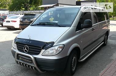 Mercedes-Benz Vito пасс. 2009 в Николаеве