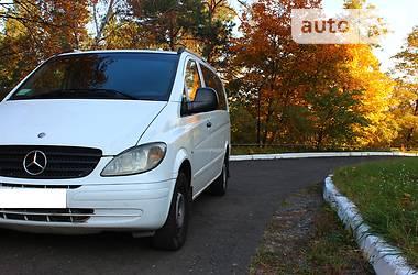 Mercedes-Benz Vito пасс. 2005 в Киеве