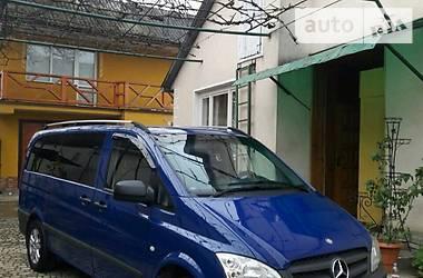 Mercedes-Benz Vito пасс. 2010 в Хусте