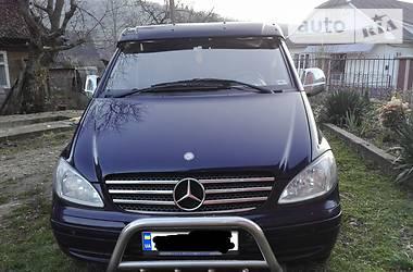 Mercedes-Benz Vito пасс. 2004 в Межгорье