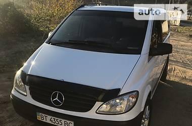 Mercedes-Benz Vito пасс. 2009 в Голій Пристані