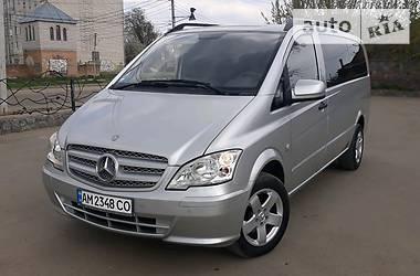 Mercedes-Benz Vito пасс. 2014 в Бердичеві