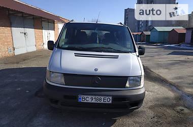 Mercedes-Benz Vito пасс. 2003 в Львове